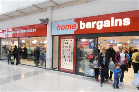 home bargains high mall shopping in portadown