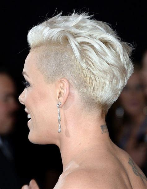 singer hairstyles 20 best of pinks short haircuts