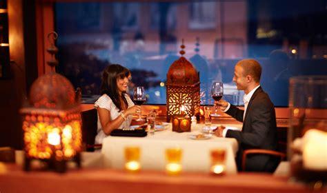 Dinner Table Lighting by Romantic Dinner