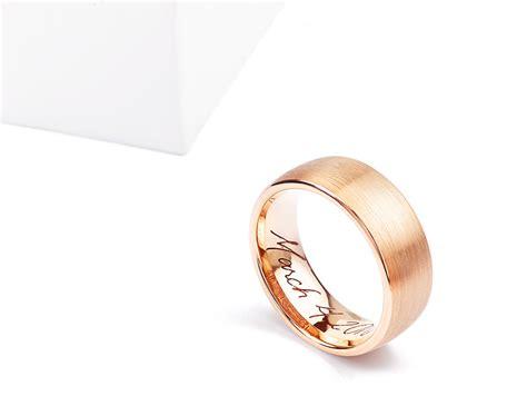 Esprit Mat Silver ring rosegold matt modischer 2018