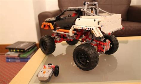 Lego Technic Remote 4x4 Crawler Jeep 9398 Msn Cars Uk Car Reviews Deals News And Advice