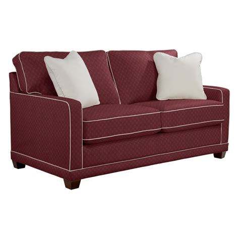 Apartment Couches Cheap by La Z Boy 593 Kennedy Apartment Size Sofa Discount