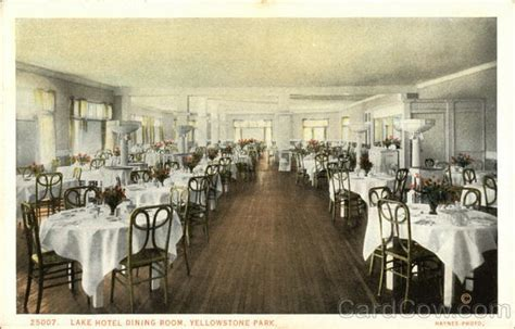 lake yellowstone hotel dining room lake hotel dining room yellowstone park yellowstone
