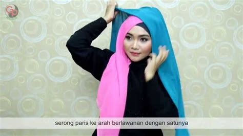 youtube tutorial hijab paris tutorial hijab paris ronce by novi ayla youtube