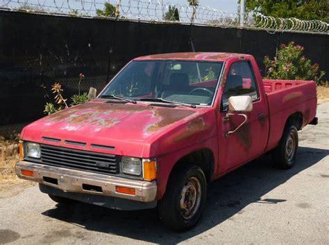 nissan pickup 1987 1987 nissan pickup