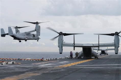 Marines Search Us Marines Search For 3 Service Members Australia After Aviation Mishap