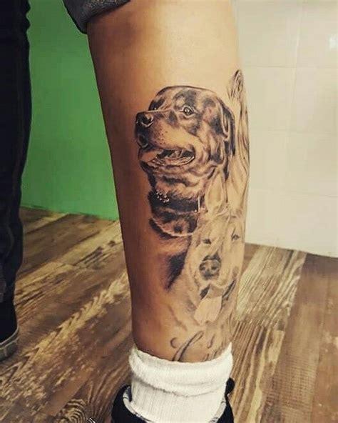tattoo maker in virar rottweiler tattoo dog portret my tattoo work pinterest