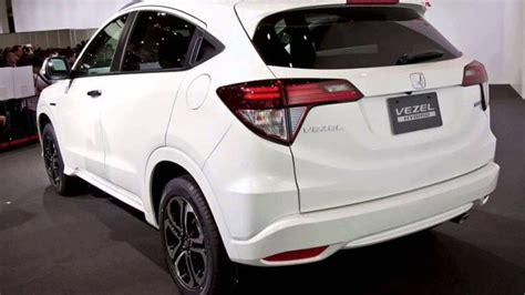 honda vezel  price engine specification  launching date  site