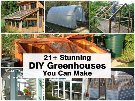 backyard greenhouse plans diy 21 stunning diy greenhouses you can make