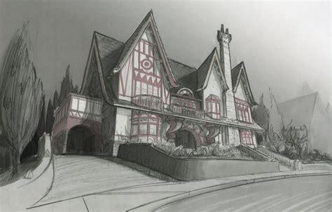 concept design university beautiful new concept art released for pixar s monsters