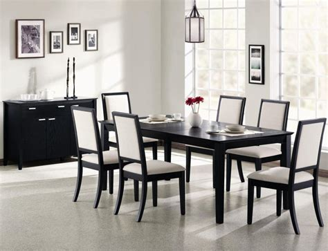 Black And White Dining Table And Chairs Furniture Bauhaus Modern Black And White Dining Table Black Dining Table With Leaf Black Dining