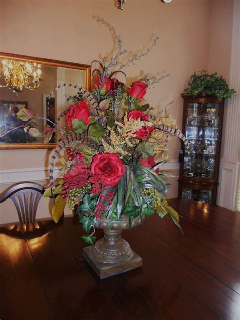 Flower Centerpieces For Dining Table Dining Table Centerpiece Ideas Burkett Blessings