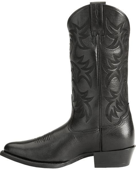 black ariat boots for ariat boots black yu boots