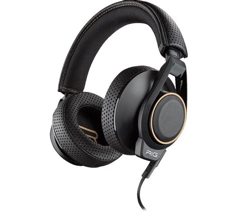Headset Rig buy plantronics rig 600 gaming headset free delivery currys
