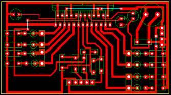 fungsi layout pcb cara membuat skema rangkaian power audio lifier mobil