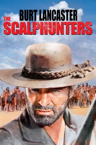Amazon.com: The Scalphunters: Burt Lancaster, Shelley