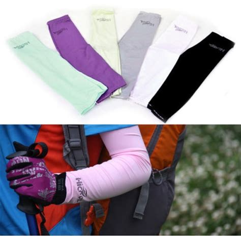 Hi Cool Arm Uv Protection Cover Sarung Pelindung Lengan hi cool arm uv protection cover sarung pelindung lengan purple jakartanotebook