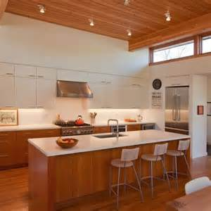 mid century modern kitchen cabinets pin by erin graber on kitchens