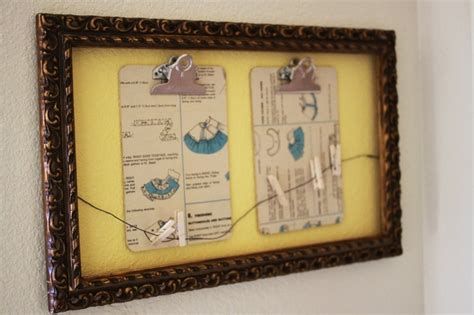 How To Decoupage A Clipboard - 16 best images about clipboard crafts on