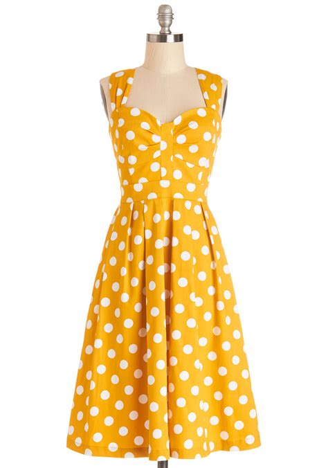 Gamis Maxi Polkadot Fix To yellow polka dot dress www pixshark images