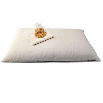 cuscini in di farro cuscini bio guanciale in di farro bio salviamocilapelle