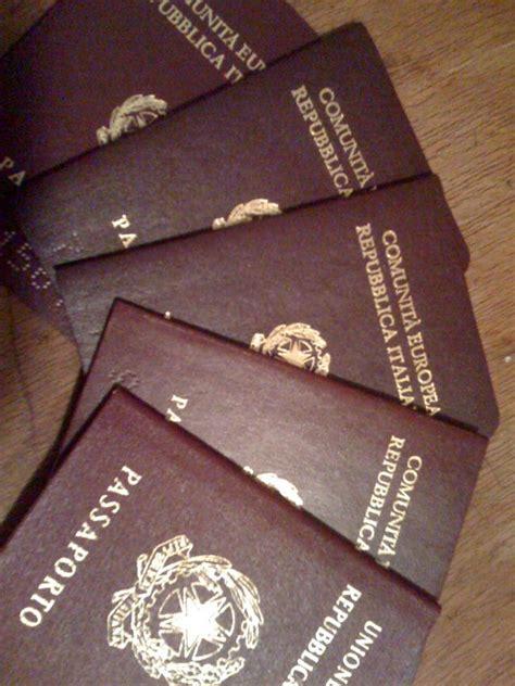 ufficio passaporti ravenna permesso di soggiorno col passaporto falso arrestata una