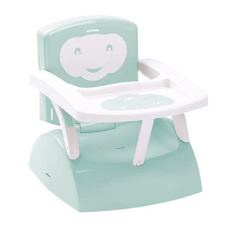 thermobaby rehausseur de chaise thermobaby r 233 hausseur de chaise evolutif babytop vert