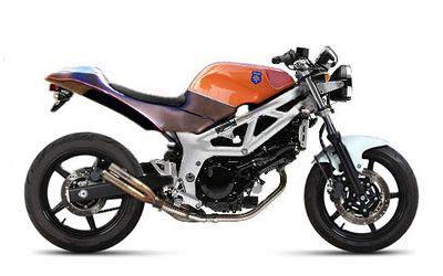Auspuff Motorrad Sonderanfertigung by Suzuki Sv 650 Kr 252 Mmer Mit Mivv Gun 2d Adobe