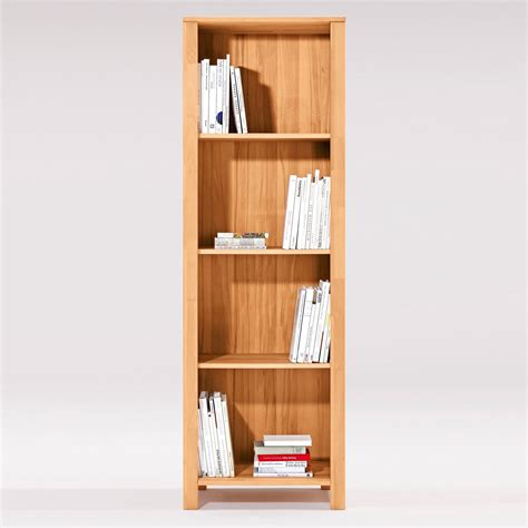 standregal für bücher cd regal kernbuche massiv ge 246 lt bestseller shop f 252 r