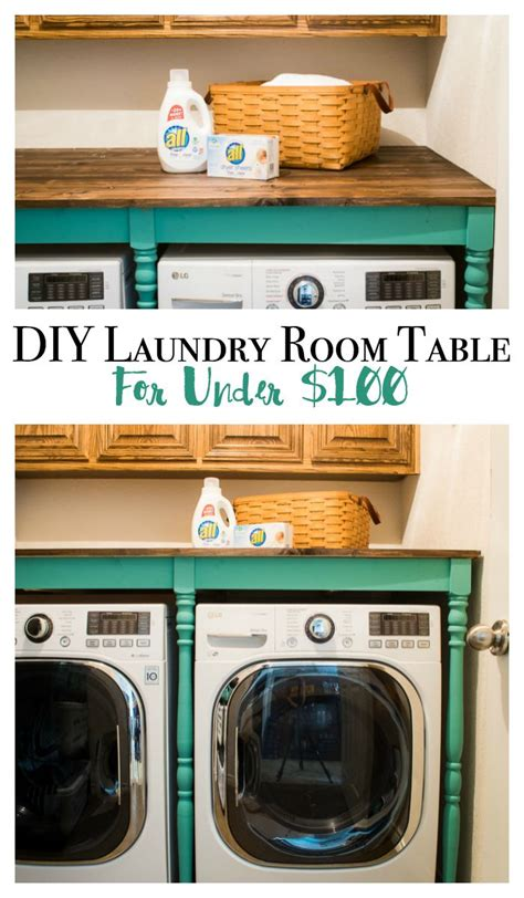 laundry room bench the 25 best folding tables ideas on pinterest space