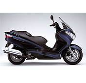 Suzuki Burgman 200 Makes It To North America ABS Optional