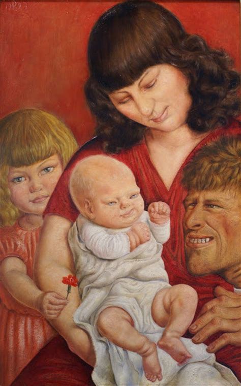 otto dix 1891 1969 it s about time family by german artist otto dix 1891 1969
