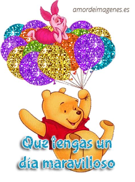 imagenes de winnie pooh buenos dias mejores imagenes en movimiento de amor
