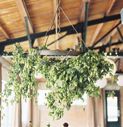 Indoor Greenery Wedding Inspiration   Green Wedding Shoes