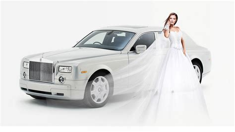roll royce wedding rolls royce phantom hire phantom hire