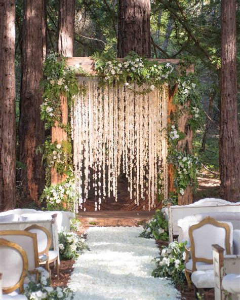 59 diy wedding ideas for 59 wedding arches that will instantly upgrade your