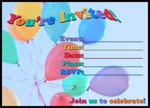 make your own birthday invitations free iidaemilia