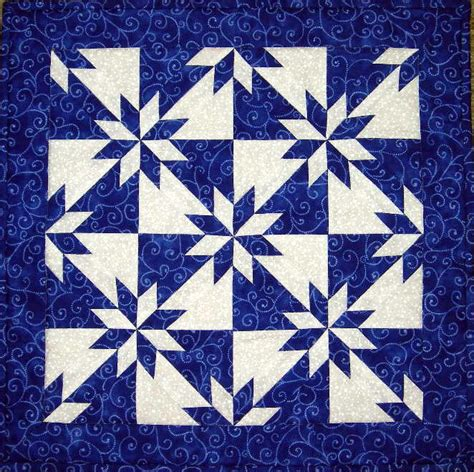 2 Color Quilt Blocks by Quilting Workshops By Peggy Gelbrich Quilt Maker