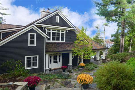 Muskoka Cottage by Gus Ricci Architect Lake Muskoka Cottage