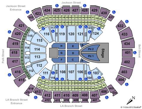 Flash Seats Toyota Center 4 Tickets Parking Houston Toyota Center Sec