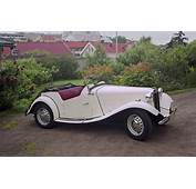 MG TD 1952 Photo  Beyer Photos At Pbasecom