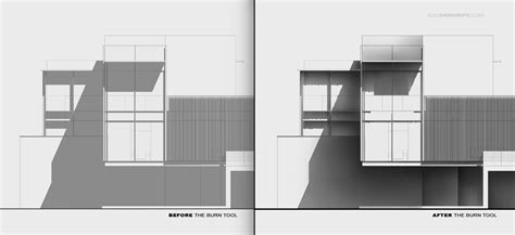 Timber Floor Plan by Exterior Elevation Shadow Tweaking Visualizing Architecture