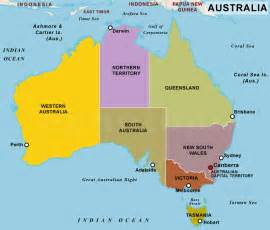 Map Of Australian States by Pics Photos Blank Map Of Australia With States