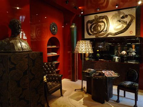 Dries Noten Store by Dries Noten Store On The Rive Gauche S T O R