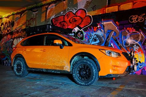 subaru crosstrek off road subie noob brian here with a rallyx crosstrek