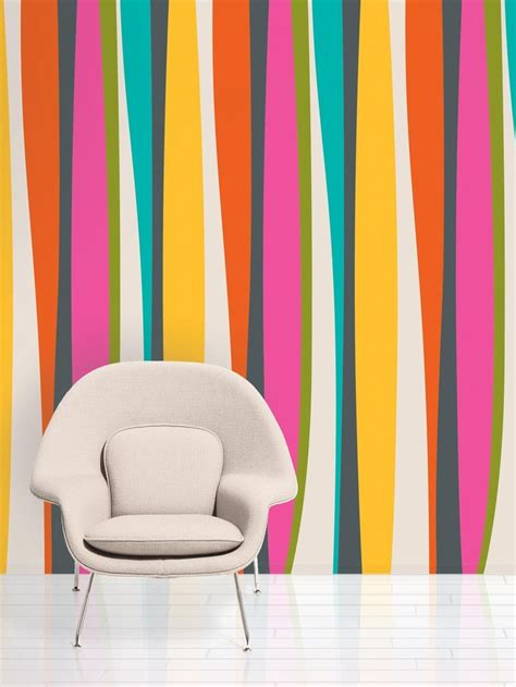 fun removable wallpaper oltre 1000 idee su decorazioni zig zag su pinterest