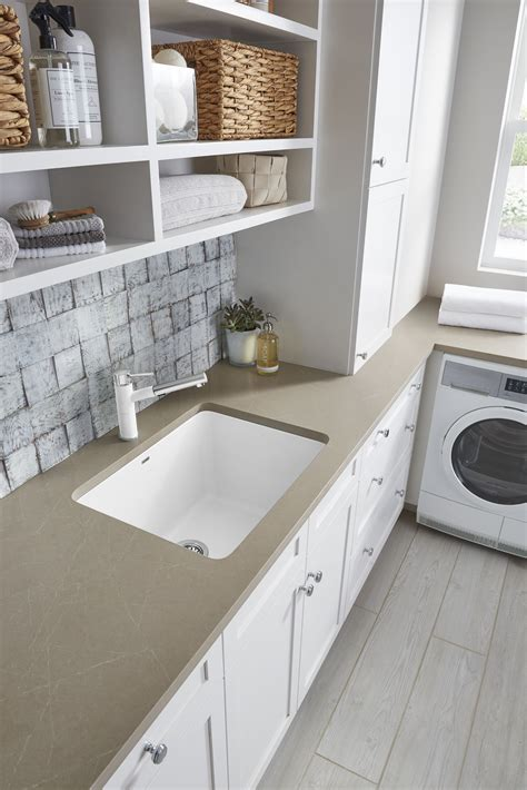 blanco liven laundry sink blanco launches its 2017 laundry room makeover project