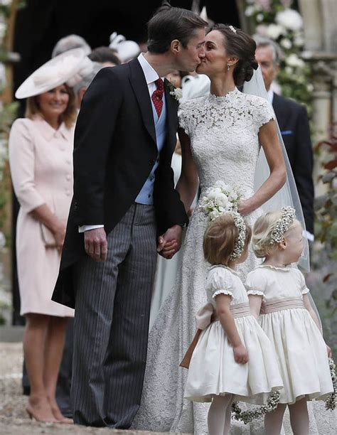 hochzeit pippa pippa middleton wedding in pictures photos of pippa kate