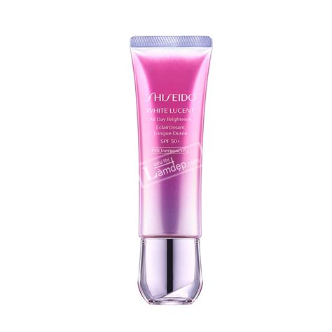 Shiseido White Lucent All Day Brightener kem l 224 m trắng da shiseido white lucent all day brightener