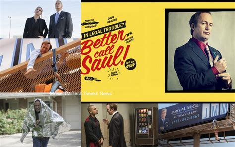 call saul ep  recap pr hero  tv tech geeks news